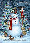 Liz,CHRISTMAS SANTA, SNOWMAN, WEIHNACHTSMÄNNER, SCHNEEMÄNNER, PAPÁ NOEL, MUÑECOS DE NIEVE, paintings+++++,USHCLD0208,#x#