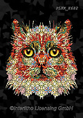 Kris, REALISTIC ANIMALS, REALISTISCHE TIERE, ANIMALES REALISTICOS, paintings+++++,PLKKE682,#a#, EVERYDAY