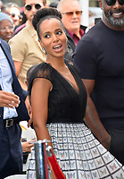 LOS ANGELES, CA. October 01, 2019: Kerry Washington & Idris Elba at the Hollywood Walk of Fame Star Ceremony honoring Tyler Perry.<br /> Pictures: Paul Smith/Featureflash