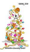 Kate, CHRISTMAS ANIMALS, WEIHNACHTEN TIERE, NAVIDAD ANIMALES, paintings+++++,GBKM638,#xa#