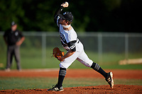 Bryse Ingle (8) during the WWBA World Championship at Terry Park on October 11, 2020 in Fort Myers, Florida.  Bryse Ingle, a resident of Calhoun, Georgia who attends Calhoun High School, is committed to North Alabama.  (Mike Janes/Four Seam Images)