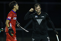191010 Men's International Hockey - NZ Black Sticks v Japan