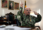 02/04/12_ General Shir Mohammad Kerimi, Afghanistan Chief of General Staff