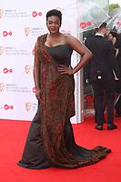 Wunmi Mosaku<br />  arriving at the Bafta Tv awards 2017. Royal Festival Hall,London  <br /> ©Ash Knotek