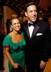 Rosie Jowitt and Matthew VanBesien (cq) at the Houston Symphony Opening Night Gala Saturday Sept. 9,2006.(Dave Rossman/For the Chronicle)<br />