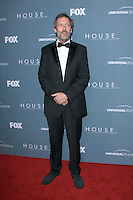 Hugh Laurie at Fox's 'House' series finale wrap party at Cicada on April 20, 2012 in Los Angeles, California. ©mpi21/MediaPunch Inc.