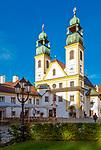 Deutschland, Niederbayern, Passau: Mariahilf ob Passau, Wallfahrtskirche und Paulinerkloster | Germany, Lower Bavaria, Passau: Mariahilf ob Passau, pilgrimage church and Pauline monastery