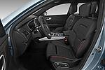Front seat view of 2021 Renault Talisman-Grandtour Initiale-Paris 5 Door Wagon Front Seat  car photos