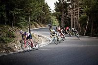 Mads Pedersen (DEN/Trek - Segafredo) in the descent of the Col de Beixalis<br /> <br /> Stage 15 from Céret to Andorra la Vella (191km)<br /> 108th Tour de France 2021 (2.UWT)<br /> <br /> ©kramon