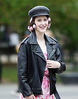 APR 29 'The Marvelous Mrs. Maisel' filming on location