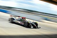 #55 (LMPC) Level 5 Motorsports Oreca FLM09, Scott Tucker, Christophe Bouchut & Mark Wilkins