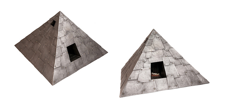 The metal artwork of blacksmith Patrick Maher of Red Door Studios