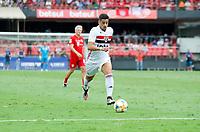 São Paulo (SP), 15/12/2019 - Futebol-Legendscup - Cicinho do São Paulo. Partida entre as lendas de São Paulo e Bayern no estádio do Morumbi, em São Paulo (SP), domingo (15).