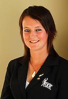 Emily Perry. Trans-Tasman NZ teams at Royal Wellington Golf Club, Wellington, New Zealand on Sunday, 28 March 2010. Photo: Dave Lintott / lintottphoto.co.nz