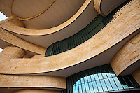 American Indian Musuem Washington DC Architecture