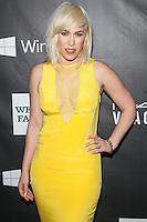 HOLLYWOOD, LOS ANGELES, CA, USA - OCTOBER 29: Natasha Bedingfield arrives at the 2014 amfAR LA Inspiration Gala at Milk Studios on October 29, 2014 in Hollywood, Los Angeles, California, United States. (Photo by Celebrity Monitor)