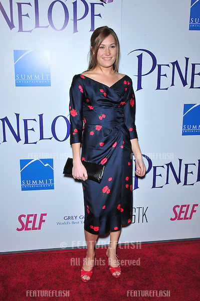 """Schuyler Fisk at the Los Angeles premiere of """"Penelope"""" at the Directors Guild Theatre, West Hollywood..February 20, 2008  Los Angeles, CA.Picture: Paul Smith / Featureflash"""