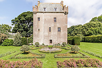 Pretty listed castle tower close to the Scottish coast is on the market for offers over £395,000.