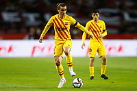 17th April 2021; Olmpico de La Cartuja stadium, Seville, Spain; Copa del Rey Football final, Athletic Bilbao versus FC Barcelona;  Antoine Griezmann of FC Barcelona