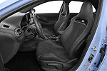 Front seat view of 2021 Hyundai i30 N-Performance 5 Door Hatchback Front Seat  car photos