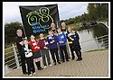 19/09/2008  Copyright Pic: James Stewart.File Name : 05_mod_march.MOD 2008 :: FORT WILLIAM TO FALKIRK WALK.Rear Left to Right : COUNCILLOR ANGUS MACDONALD, PROVOST PAT REID, FUNDRAISING ORGANISER ALAN RANKIN..Front Left to Right : CLHOE BLACKHALL (EASTER CARMUIRS). SOPHIE FARRELL (ST FRANCIS), CRAIG HULME (COMLEY PARK), ANDREW GREENWAY (LANGLEES), REAGAN MILNE (BANTASKIN), REBECCA THOMSON (CARMUIRS), AMBER MCCALLUM (EASTER CARMUIRS)..James Stewart Photo Agency 19 Carronlea Drive, Falkirk. FK2 8DN      Vat Reg No. 607 6932 25.James Stewart Photo Agency 19 Carronlea Drive, Falkirk. FK2 8DN      Vat Reg No. 607 6932 25.Studio      : +44 (0)1324 611191 .Mobile      : +44 (0)7721 416997.E-mail  :  jim@jspa.co.uk.If you require further information then contact Jim Stewart on any of the numbers above........