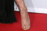 LOS ANGELES - JUN 12:  Victoria Konefal shoe detail at the 48th Daytime Emmy Awards Press Line - June 12 at the ATI Studios on June 12, 2021 in Burbank, CA