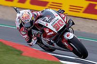 27th August 2021; Silverstone Circuit, Silverstone, Northamptonshire, England; MotoGP British Grand Prix, Practice Day; LCR Honda Castrol rider Takaaki Nakagami on his Honda RC213V