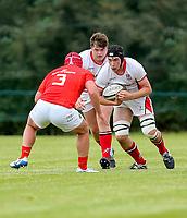 Wednesday 21st August 2019 | Ulster U19 vs Munster U19  <br /> <br /> Harry Sheridan during the U19 Inter-Pro between Ulster and Munster at Bangor Grammar School, Bangor, County Down, Northern Ireland.. Photo by John Dickson - DICKSONDIGITAL