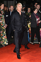 """LONDON, UK. October 08, 2019: Don Johnson arriving for the """"Knives Out"""" screening as part of the London Film Festival 2019 at the Odeon Leicester Square, London.<br /> Picture: Steve Vas/Featureflash"""