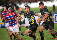 190608 Central North Island 1st XV Rugby - St Paul's Collegiate v St Johns Hastings