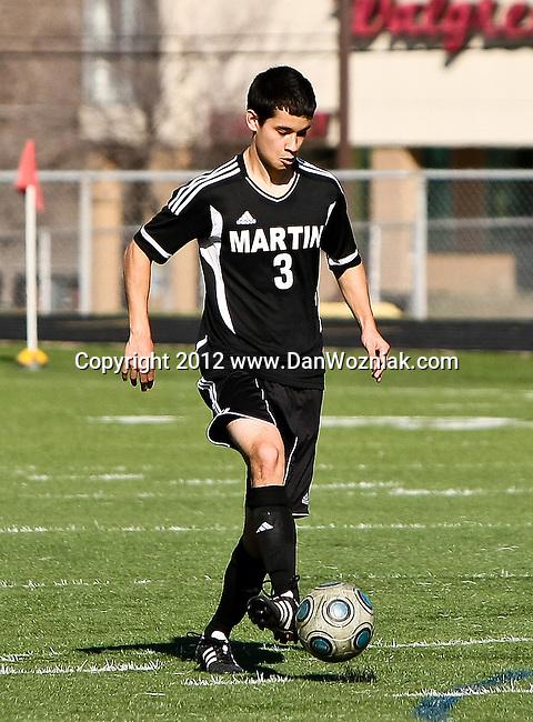 Martin Invitational-boys soccer Tournament