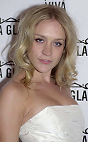 New York City 1-12-2004<br /> Chloe Sevigny at the party for the<br /> New MAC Viva Glam V Lipstick<br /> at the Ace Gallery in lower manhattan<br /> Photo by John Roca/PHOTOlink