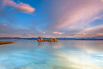 Tufa Formations, Mono Lake, Mono Basin National Forest Scenic Area, Inyo National Forest, California