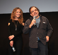ELODIE FONTAN ET DIDIER BOURDON - 20EME FESTIVAL INTERNATIONAL DU FILM DE COMEDIE DE L'ALPE D'HUEZ 2017