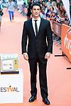 Actor Alejo Sauras attends to orange carpet of 'Estoy Vivo' during FestVal in Vitoria, Spain. September 04, 2018.(ALTERPHOTOS/Borja B.Hojas)