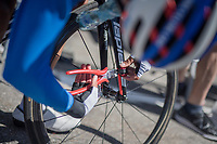 now that the 69th Critérium du Dauphiné 2017 is finished, the transponders can come off the bikes<br /> <br /> <br /> Stage 8: Albertville > Plateau de Solaison (115km)