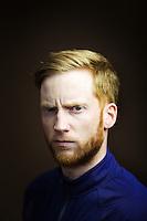 Photographer Kieran Dodds, 33, from Glasgow.