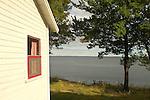 Oakland Seashore Cabins and Motel.Penobscot Bay