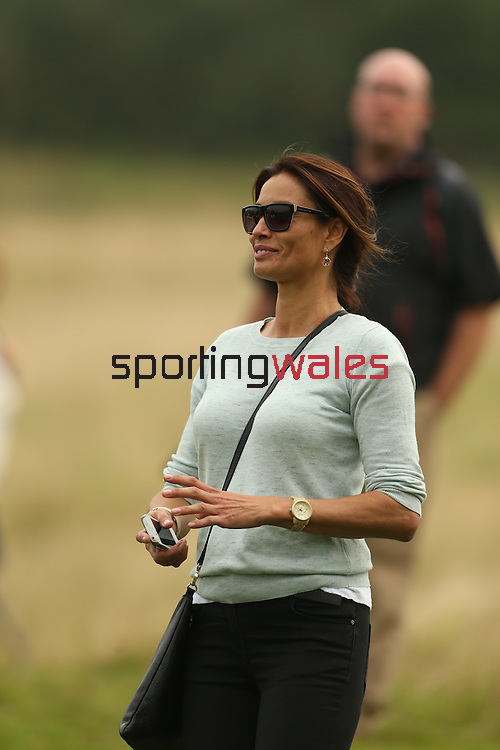 ISPS Handa Wales Open<br /> Melanie Sykes<br /> Celtic Manor Resort<br /> 20.09.14<br /> ©Steve Pope-SPORTINGWALES