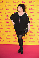 Sue Vincent<br /> arriving for the ITV Palooza at the Royal Festival Hall London<br /> <br /> ©Ash Knotek  D3444  16/10/2018