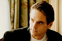 1992 FILE PHOTO - ARCHIVES -<br /> <br /> Jeremy Irons was among many movie stars who worked in Ontario this year. British actor stars in film version of hit Broadway show: M Butterfly.<br /> <br /> 1992<br /> <br /> PHOTO :  Erin Comb - Toronto Star Archives - AQP