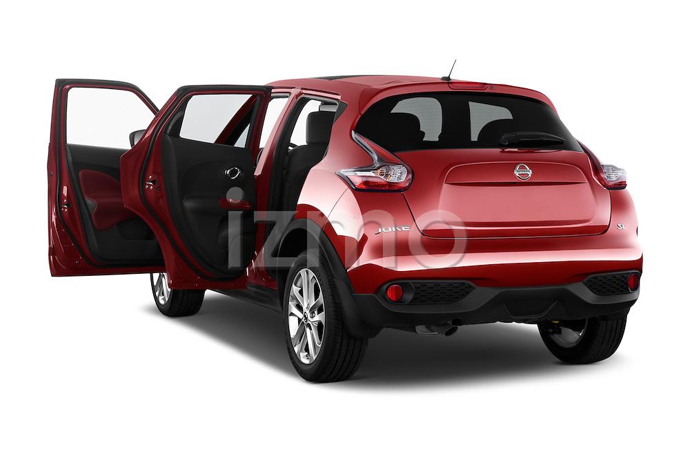 Car images of a 2015 Nissan Juke Acenta 5 Door Suv Doors
