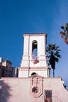 San Diego: Police Headquarters Detail, 1939. Quayle Bros. & A.O. Treganza.  NRHP 1998. Photo '03.
