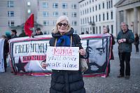 2015/04/02 Berlin | Kundgebung für Mumia Abu Jamal