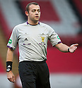 Referee Gavin Duncan.