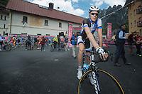 2013 Giro d'Italia.stage 11.Tarvisio - Vajont: 182km..Robert Gesink (NLD)..