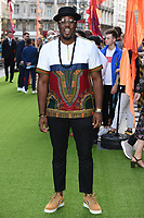 """Hammed Animashaun<br /> The premiere of """"The Festival"""" at Cineworld Leicester Square<br /> <br /> ©Ash Knotek  D3419  13/08/2018"""