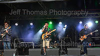 Tracey Island were the first band on stage during the Merthyr Rising Festival 2016 in Merthyr Tydfil on Saturday June 4th and Sunday June 5th 2016. <br /> <br /> <br /> Jeff Thomas Photography -  www.jaypics.photoshelter.com - <br /> e-mail swansea1001@hotmail.co.uk -<br /> Mob: 07837 386244 -
