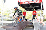 Conrtra reloj invididual master cri 253 Miguel Garcia Ciclo Speed . (ALTERPHOTOS/Alvaro Hernandez)