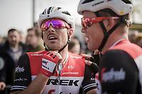 John DEGENKOLB (DEU/Trek-Segafredo) finishes a strong 2nd <br /> <br /> 81st Gent-Wevelgem 'in Flanders Fields' 2019<br /> One day race (1.UWT) from Deinze to Wevelgem (BEL/251km)<br /> <br /> ©kramon